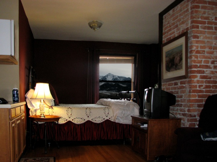 Valentine's Day at the Murray Hotel in Livingston MT
