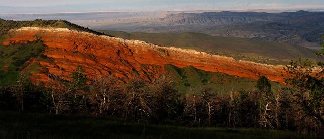 Sunlight Basin Wyoming Map.Sunlight Basin Along The Chief Joseph Scenic Highway