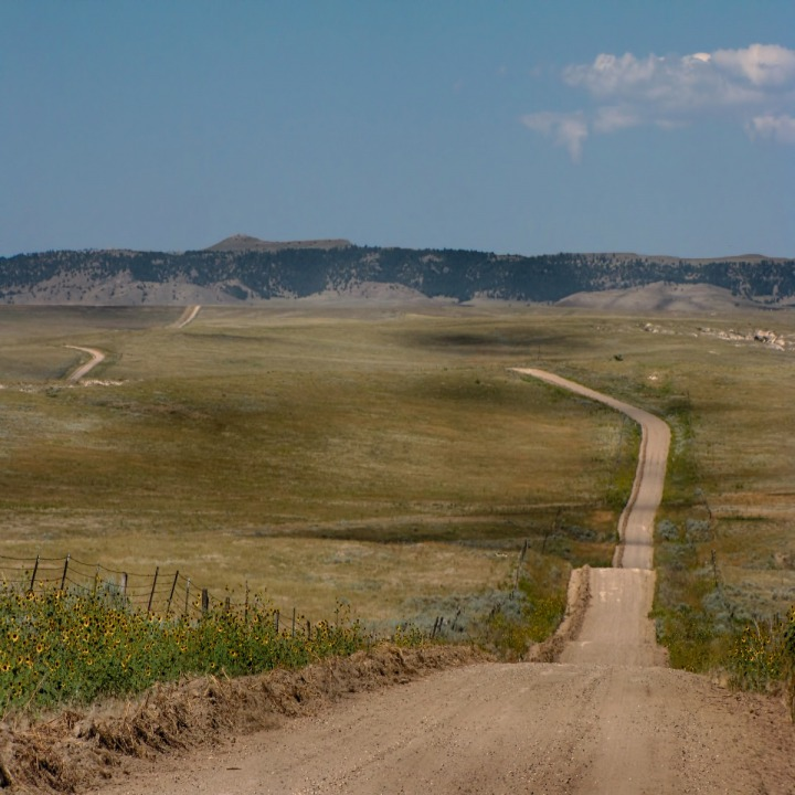 The Road to Black Hills Edge